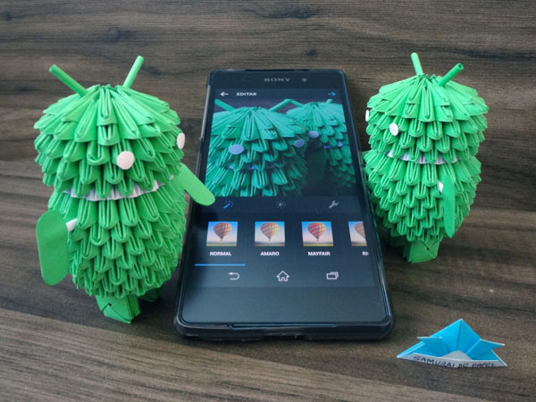 Origami 3D Android